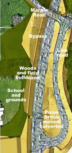 Reprospects Primary School Junction crop
