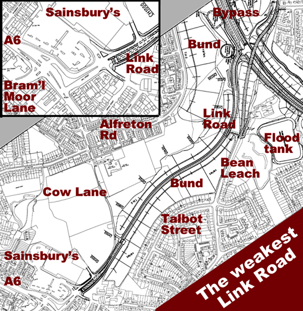 Map 2006 Stepping Hill link smaller