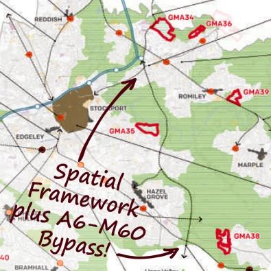 spatial framework a6-m60