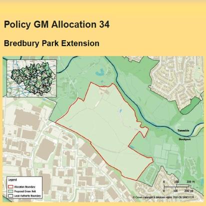 spatial framework bredbury industrial