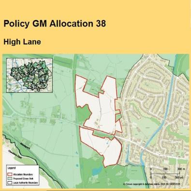 spatial framework high lane