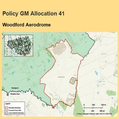 spatial framework woodford