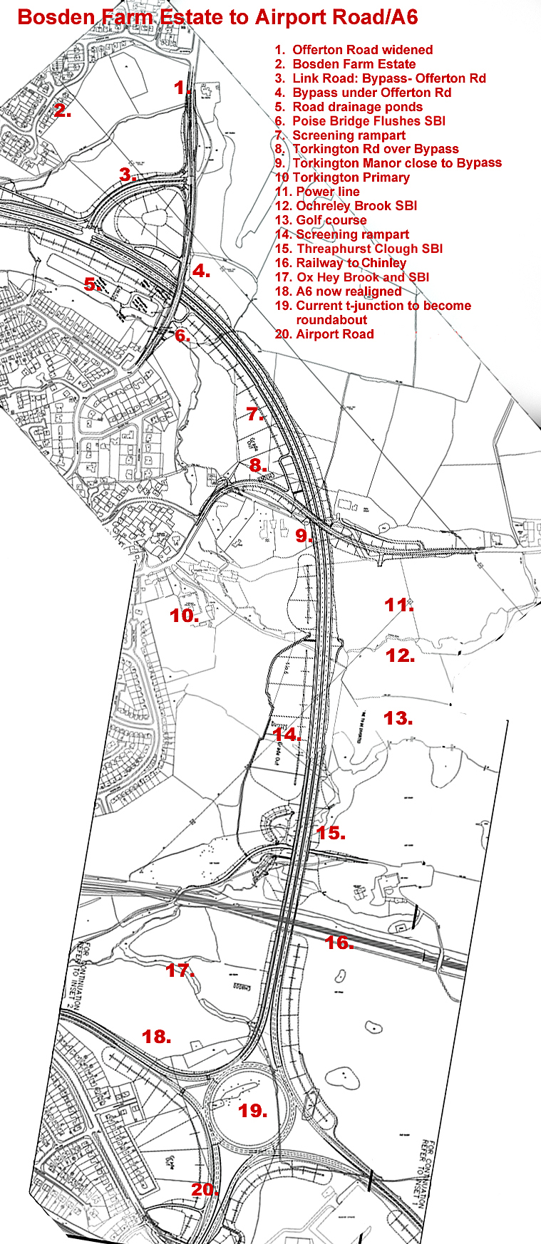 Map 2006 Offerton Road combo