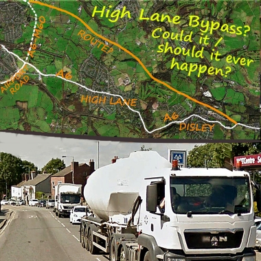 High Lane lorry combo