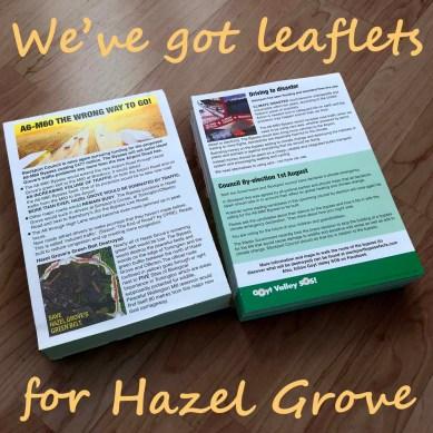 Leaflets HG