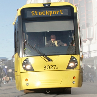 tram-metrolink C