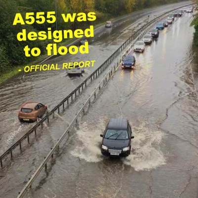 A555 flood oct 19 by design
